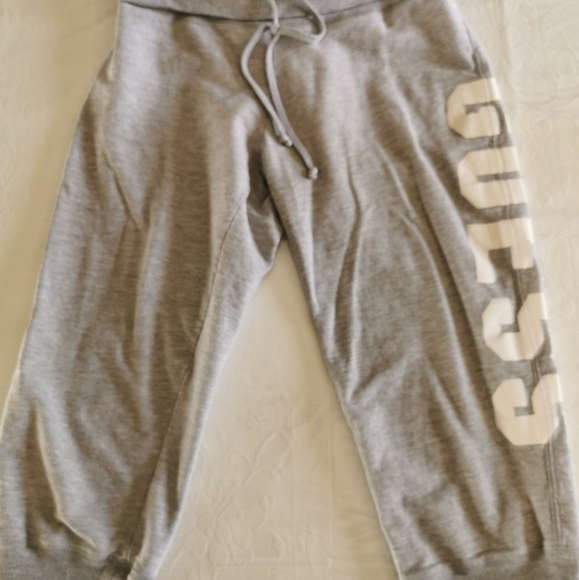 Vintage Guess Jeans Gray Capris Small